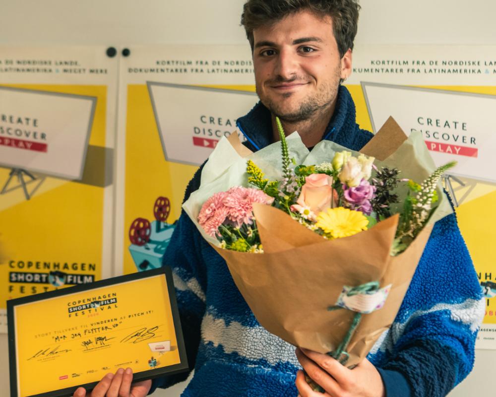 Alexander Rahnami Mannstaedt_winner_Pitch It!_CSFF_2020